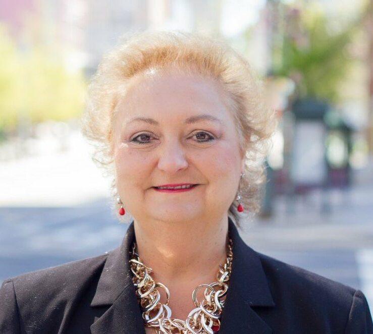 Image of Carla Palumbo, Vice-President