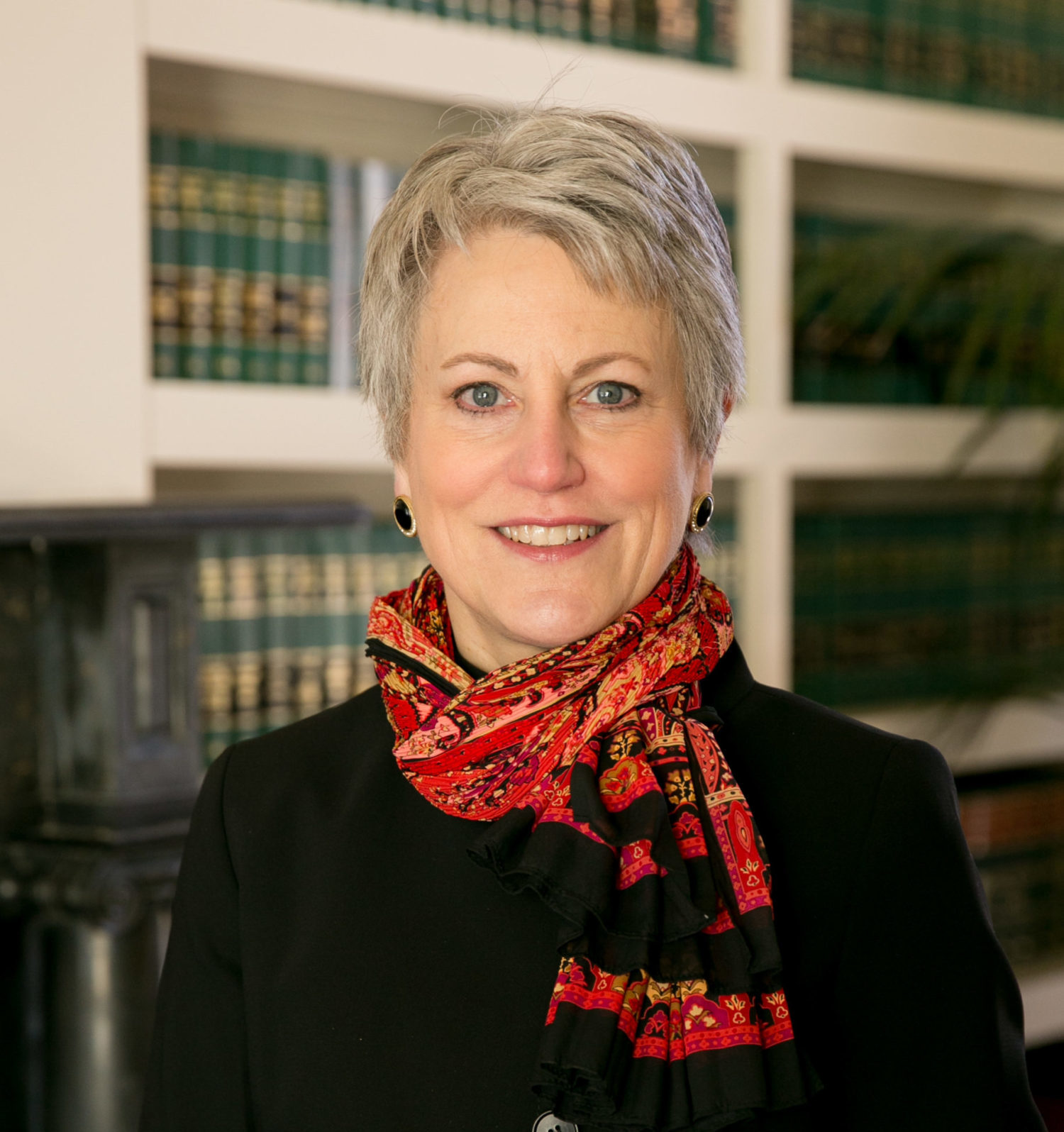 Image of Christine Cioffi, Past President of the Foundation
